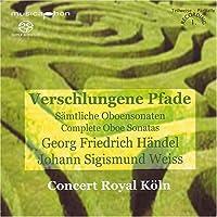 Interwoven Paths-Complete Oboe Sonatas