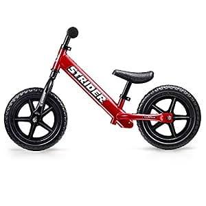 キッズ用ランニングバイク STRIDER (ストライダー) クラシックモデル レッド 日本正規品