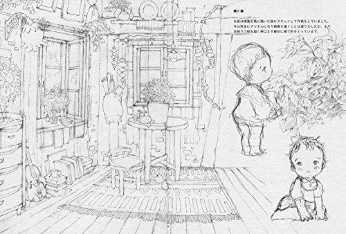 ILLUSTRATION MAKING & VISUAL BOOK 夜汽車