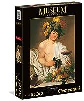 1000ピース ジグソーパズル Clementoni カラヴァッジョ バッカス Caravaggio: Bacchus 50×69cm 31445