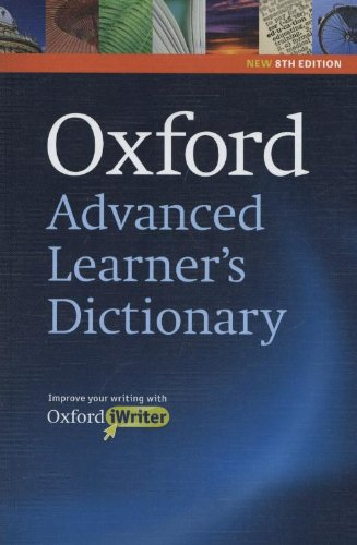 Oxford Advanced Learner's Dictionary (Oxford Advanced Learner's Dictionary, 8th Edition)の詳細を見る