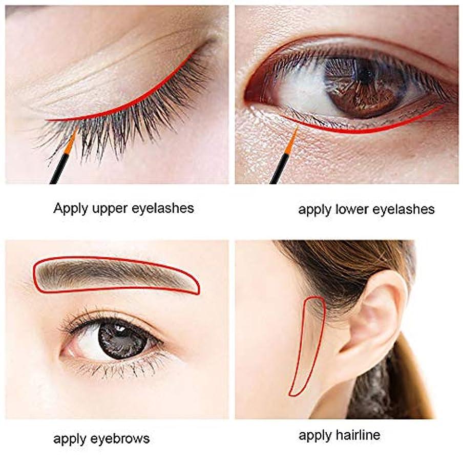 サーフィンフラグラント教育眉毛まつげ速い急速な成長の液体エンハンサー栄養液栄養