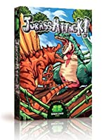 JurassAttack Card Game [並行輸入品]