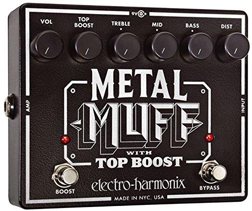 『並行輸入品』Electro Harmonix ◆ Metal Muff ◆ギターコンパクトエフェクター/メタル・ディストーション