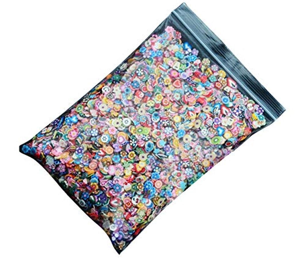 吸収剤グリップパレードTianmey ソフト陶磁器デザインネイルアートステッカーマニキュア美しいファッションアクセサリー装飾DIYモバイル美容パッチ千個 (Color : Mixing)