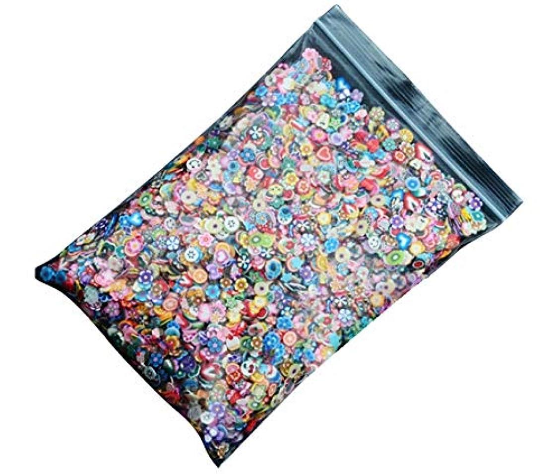 スーパーポスターダブルTianmey ソフト陶磁器デザインネイルアートステッカーマニキュア美しいファッションアクセサリー装飾DIYモバイル美容パッチ千個 (Color : Mixing)