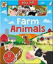 Play Felt: Farm Animals