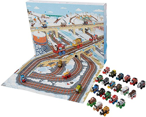 Thomas & Friends MINIS Advent Calendar - Exclusive by Thomas & Friends きかんしゃトーマス/アドベントカレンダー