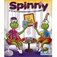 'Spinny' Fun Family Card Game By Kodkod -Affordable Gift for your Little One! Item #LMID-1485 [並行輸入品]