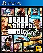 グランド・セフト・オートV [CEROレーティング「Z」] (「特典」タイガーシャークマネーカード(「GTAオンライン」マネー$20万)DLCのプロダクトコード 同梱) - PS4