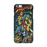 ロッキンジェリービーン × CASE FACTORY iPhone6s/6 Rockin' Jelly Bean for iPhone6 Supie & Goo © Galaxy of Terror with RJB