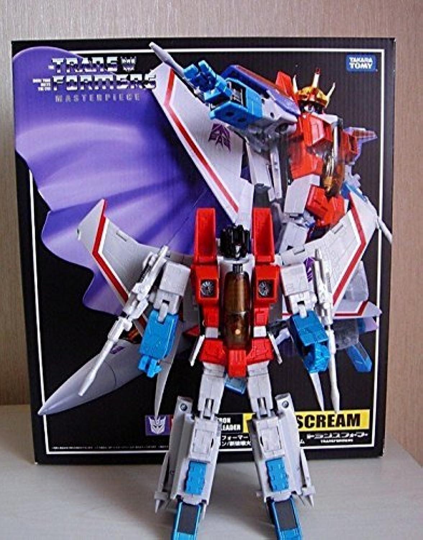 Transformers Masterpiece MP-11 Starscream KO Version [並行輸入品]