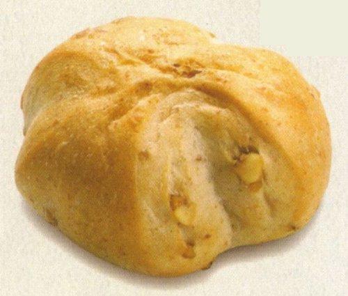 焼成冷凍パン くるみブレッド 1袋22g 10個入