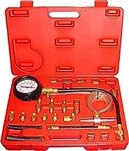 Pk Tool RG5243 EFI and Diesel Fuel Pressure Tester 21 Pieces Kit