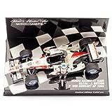 Minichamps DP 1/43 ホンダF1 RA106バトン初優勝2006 (フィギュア 完成品