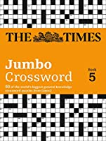 Times 2 Jumbo Crossword Book 5: 60 Addictive General Knowledge Crosswords