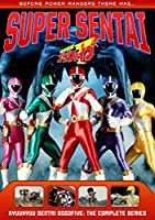 Power Rangers: KyuuKyuu Sentai GoGoFive: The Complete Series [並行輸入品]