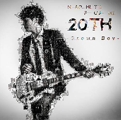 [画像:【Amazon.co.jp限定】20th‐Grown Boy‐[通常盤](デカジャケット・通常盤バージョン付き)]