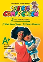 Big Comfy Couch: Wait Your Turn & Fancy Dancer [DVD]
