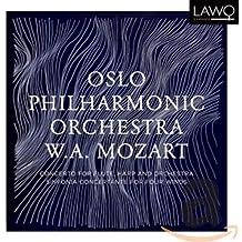 Concerto Flute Harp Orchest