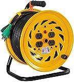 日動 電工ドラム 標準型100Vドラム アース付 30m NFE34
