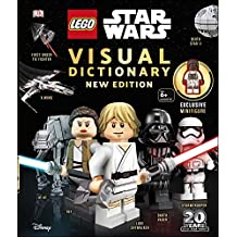 LEGO Star Wars Visual Dictionary New Edition: With exclusive minifigure