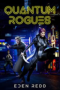 Quantum Rogues by [Redd, Eden]