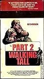 Amazon.co.jpWalking Tall Part II [VHS] [Import]