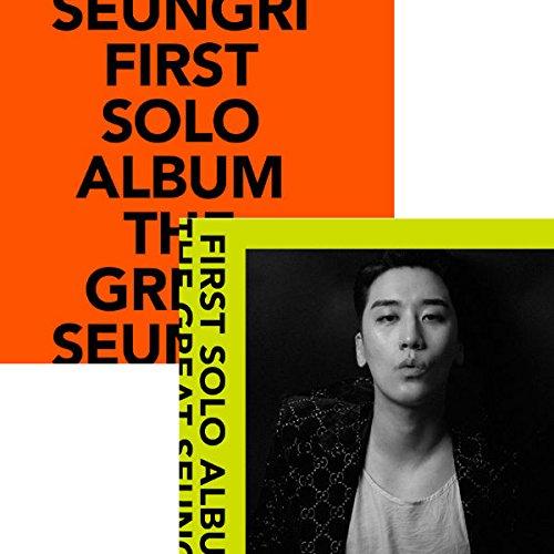 V.I (BIGBANG SEUNGRI) FIRST SOLO ALBUM [THE GREAT SEUNGRI](ランダムカバー)