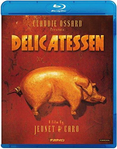 デリカテッセン Blu-ray