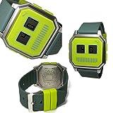 PUMA 腕時計 ≪Puma≫Time List Robot デジタル プラベルトウォッチ ユニセックス(PU910951013 PU910951014) (PU910951014(イエロー))