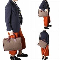 1R Briefcase: Olive