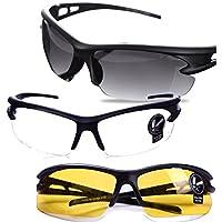 【OPG】 高品質 セーフティ グラス 安全メガネ PC素材 曇り止め 耐衝撃 特殊レンズ 選べる3種類 Stylish Safety Glasses Clear Supercoat Anti-Fog Case 【 クリアー 】 【 ブラック 】 【 イエロー 】