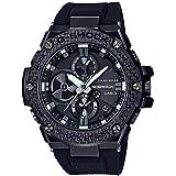 [カシオ]CASIO 腕時計 G-SHOCK ジーショック G-STEEL スマートフォン リンク カーボン エディション GST-B100X-1AJF メンズ