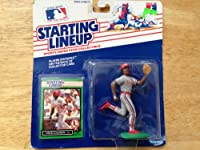 Starting Lineup - Vince Coleman Figure and Card
