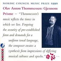 Nordic Council Music Prize 1990-Thommessen: Gratia