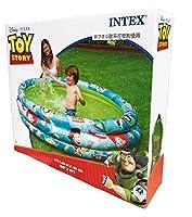 INTEX(インテックス) Disney スリーリングプール TOY STORY 168×40cm 57446 [日本正規品]