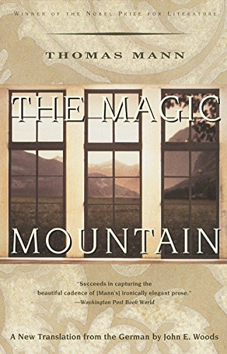 The Magic Mountain (Vintage International)の詳細を見る