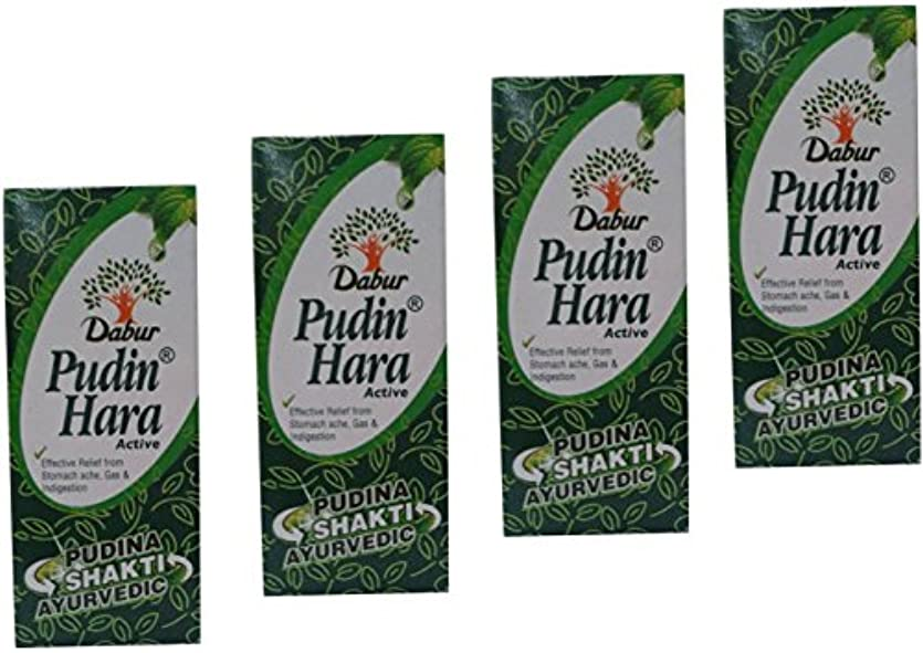 外交官学部長ヘアPudin Haraアクティブ、30 ml – ペットボトル( Pack of 4 )