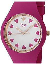 (アイスウォッチ) Ice-Watch 013369 ICE love アイスラブ 34mm ピンク レディース 腕時計 [並行輸入品]