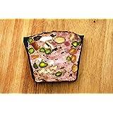 ドライフルーツとナッツのはいった豚肉のテリーヌ 約100g 冷蔵