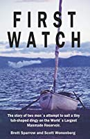 First Watch: The story of two men´s attempt to sail a tiny tub-shaped dingy on the World´s Largest Manmade Reservoir.