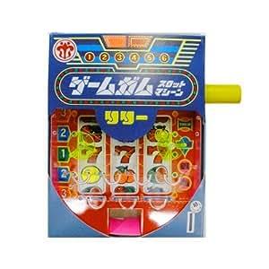 リリーゲームガム(スロットマシーン) 120個付き1セット+42個