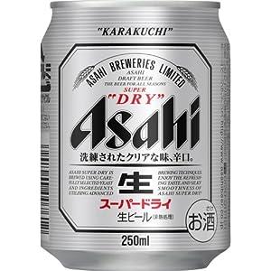 アサヒ スーパードライ 250ml×24本の関連商品4
