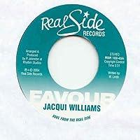 "Favour - Jacqui Williams 7"" 45"