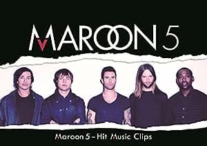 マルーン5 - HIT MUSIC CLIPS [DVD]