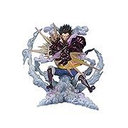 フィギュアーツZERO ONE PIECE モンキー・D・ルフィ-ギア4-獅子・バズーカ -