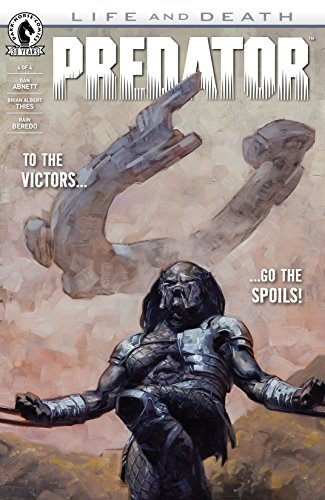 Predator: Life and Death #4 (English Edition)
