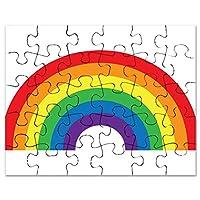 CafePress–Gay Rainbow–ジグソーパズル、30個。