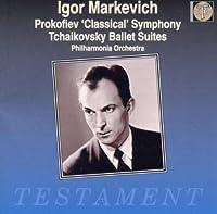 Prokofiev: Symphony No. 1 / Tchaikovsky: Romeo and Juliet, Ballet Suites (1997-10-01)